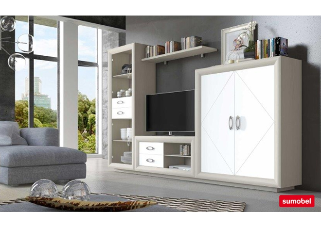 Composici n modular salon - Composicion modular salon ...